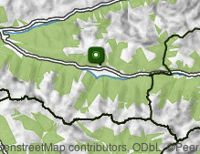 Mappa: Obertilliach