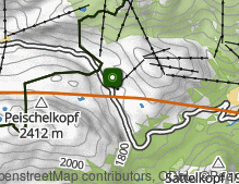 Mappa: St. Christoph am Arlberg