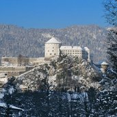 festung kufstein winter